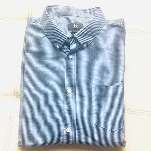 Calvin Klein Button Down Shirt || Size XL